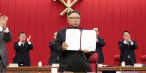 Kim promete esfuerzos ante 'serias dificultades' que afronta Corea del Norte